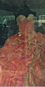 Vestido De Xv Años (corset Y Falda)