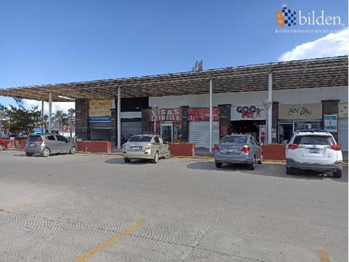 Imagen 1 de 4 de Local Comercial En Renta Plaza Galas Durango