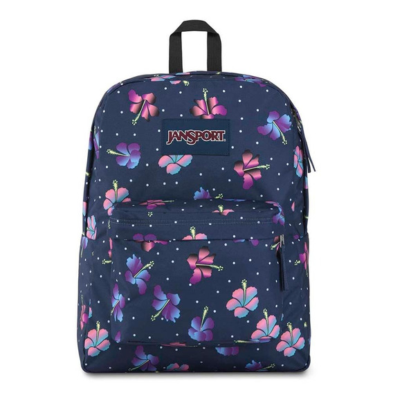 Mochila Jansport Superbreak Gradient Hibiscus
