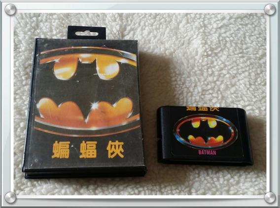 Jogo Batman Mega Drive / Genesis Paralelo