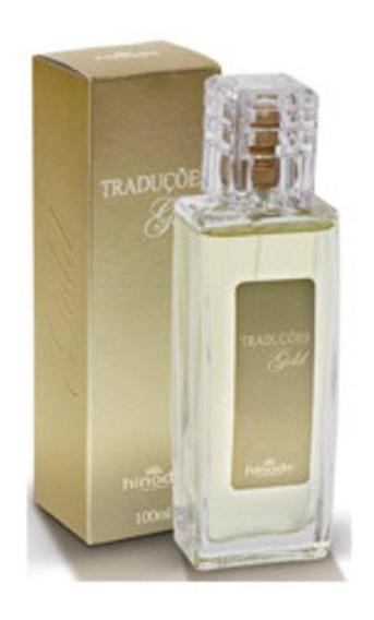 2 Perfumes Traduções Gold Hinode 100ml - Consulte Estoque