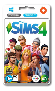 Sims 4 Pc 100% Original Origin