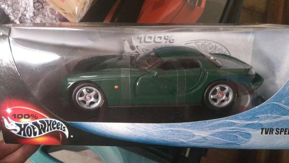 Miniatura De Veículo Tvr Speed 12 Fabricado Pela Hotwheels