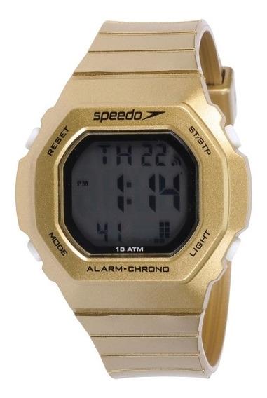 Relógio Feminino Speedo Digital 80615l0evnp5 - Dourado