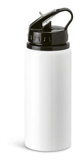 Garrafa Fitness Água Academia Squeeze Aluminio - 670 Ml