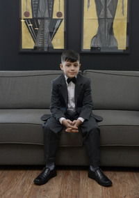 Terno Infantil / Juvenil / Alta Qualidade