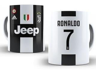 Caneca Cr7 Cristiano Ronaldo Juventus
