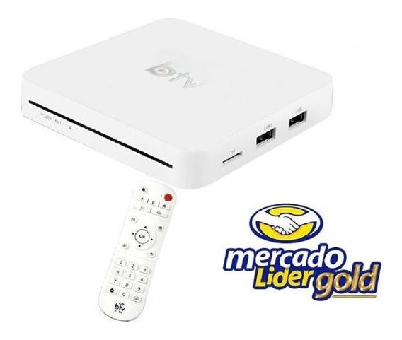 Multimídia Branco B-tv Original Lançamento 2019 Configurado
