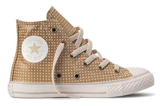 Converse Niños Chuck Taylor All Star Shine Hi 652438b