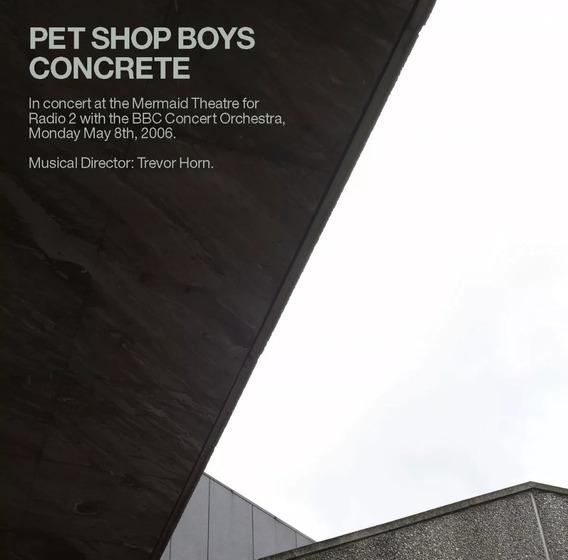 Pet Shop Boys Concrete 2 Cds Set Nuevo Sellado Original