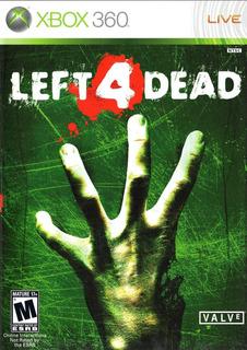 Left 4 Dead - Xbox 360 - Usado