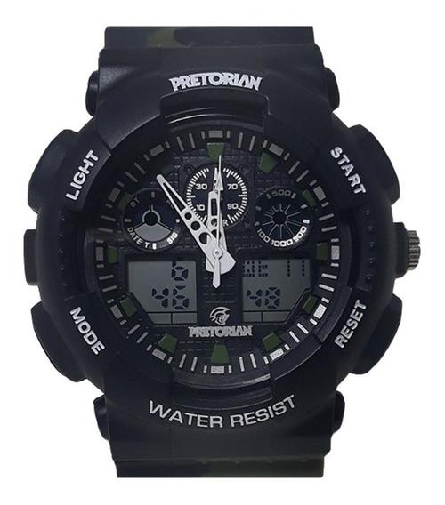 Relógio Pretorian Command Wprt-02-2 Nf-e