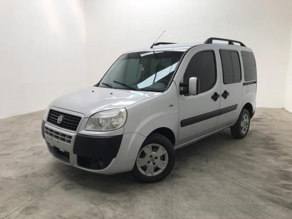 Fiat Doblò Essence 1.8 16v Flex Manual