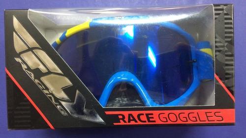 Lentes Motocross Fly Racing Zone Goggles