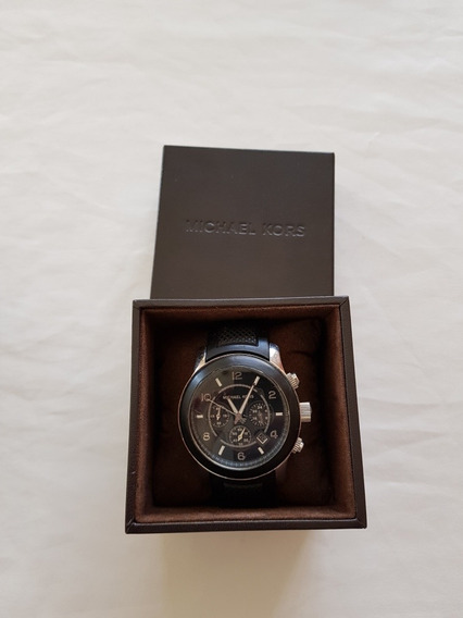 Relógio Masculino Michael Kors Mk8107 Chronograph Original