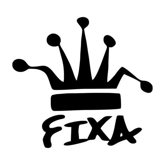 Fixa - 5 Adesivos - At-000149
