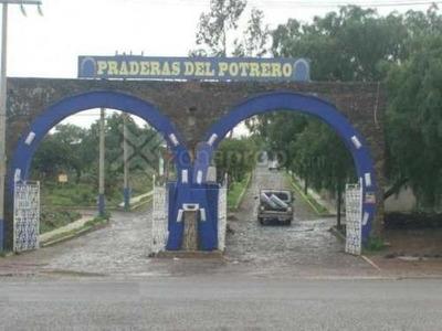 Terreno Habitacional En Venta En Praderas Del Potrero, Atotonilco De Tula, Hidalgo