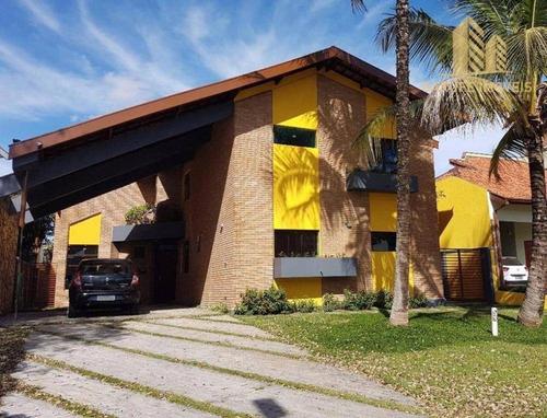 Casa, 350 M² - Venda Por R$ 1.810.000,00 Ou Aluguel Por R$ 8.000,00/mês - Jardim Esplanada Do Sol - São José Dos Campos/sp - Ca0265