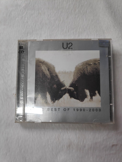 Cd U2 - The Best Of 1990-2000