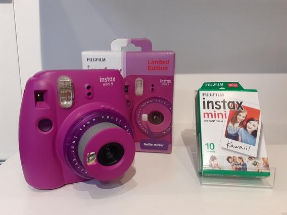 Instax Mini 9 Da Fujifilm