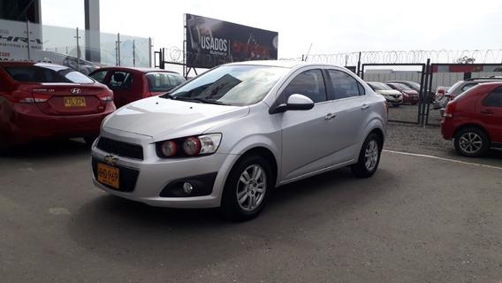 Chevrolet Sonic 1.6 Cc 2014
