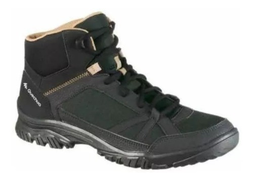 Tênis Masculino Quechua Nh 100 Mid Cross Contact Usado