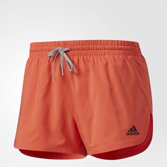 Shorts adidas Dama Woven Slit