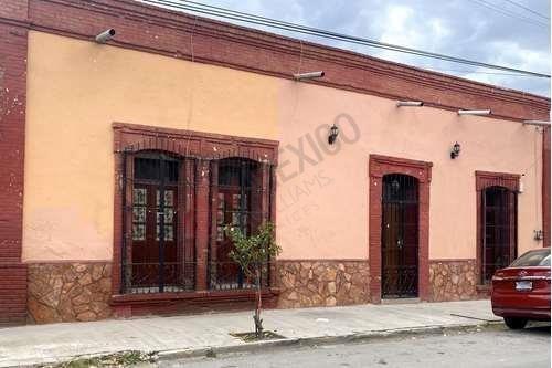 Increíble Casa Colonial En El Centro De Lerdo Durango