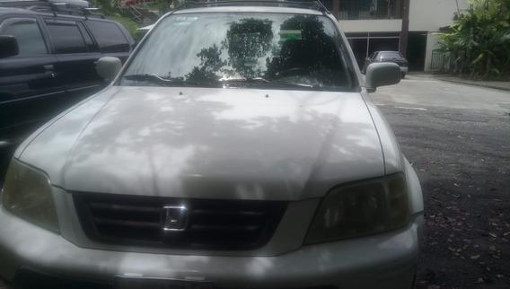 Honda Crv, Color Blanco Motor 2000, 5 Puertas
