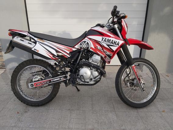 Yamaha Xtz Lander Inyección
