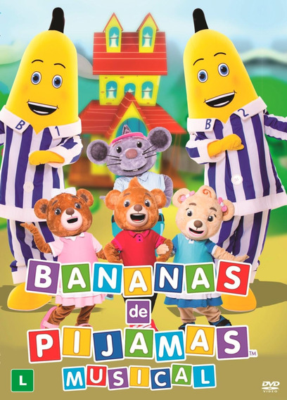 Bananas De Pijamas - Musical - Dvd