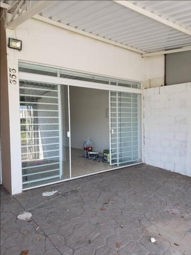 Salão Para Alugar, 50 M² Por R$ 1.550,00/mês - Parque Residencial Jaguari - Americana/sp - Sl0191