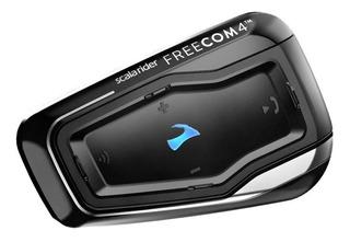 Cardo Frc40002 Scala Rider Freecom 4 - Bike To Bike Bluetoot