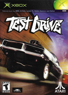 Test Drive Para Xbox Y Xbox 360