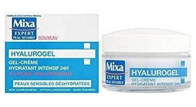 Crema Hidratante Con Acido Hialuronico Mixa Piel Sensible