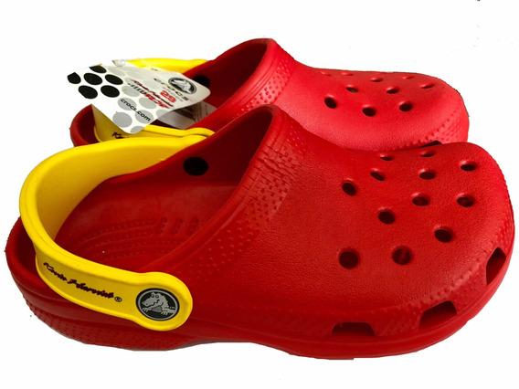 Crocs Original Novo Carros Disney