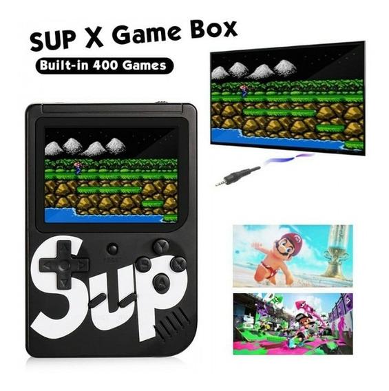 Vídeo Game Portátil Mini Game 400 In 1 Sup Gamer - Barato