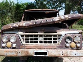 Chasis Dodge 1961 Dado De Baja