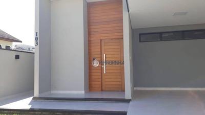 Casa Residencial À Venda, Urbanova, São José Dos Campos. - Ca1081