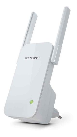 Ponto De Acesso Wireless 300mbps 2 Antenas Externas Branco
