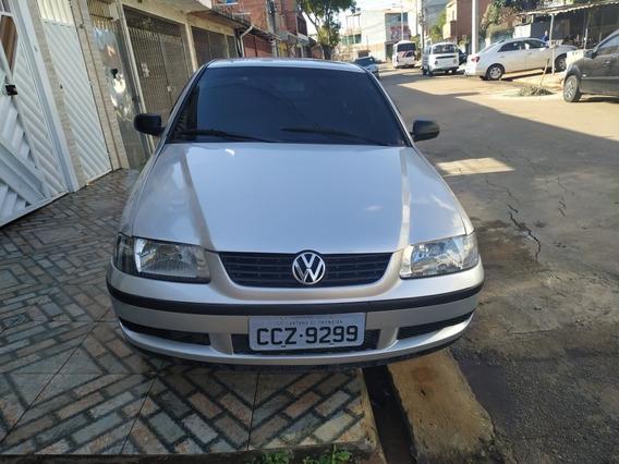 Volkswagen Gol 1.0 Plus 4p Gasolina 2002