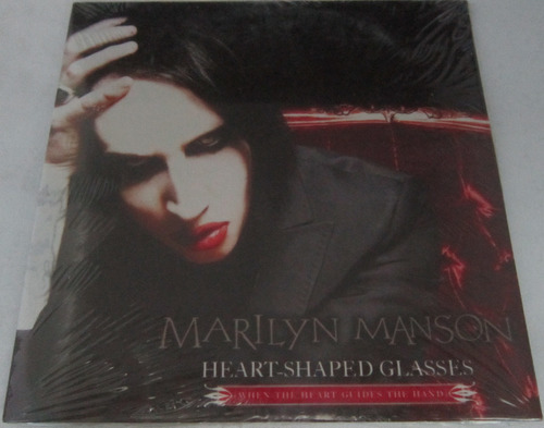 Marilyn Manson - Heart Shaped Glasses Single Promo Nuevo Cd
