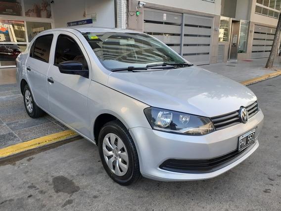Volkswagen Voyage 1.6 Comfortline Abcp Abs 2015 Impecable