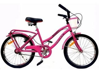 Bicicleta Rod 26 Paseo Dama Full (bin19353)