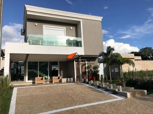 Sobrado 3 Suítes À Venda, 330 M² Por R$ 1.380.000 - Quinta Da Primavera - Ribeirão Preto/sp - Ca1507