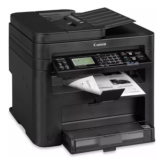 Fotocopiadora Canon Mf244dw Impresora Escaner Duplex Wifi