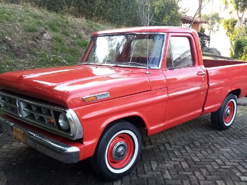 Ford Pickup 1972