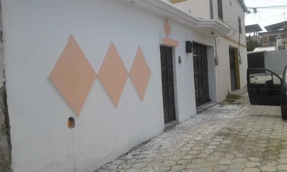 Casa De Un Piso Con Proyección A Segundo Piso