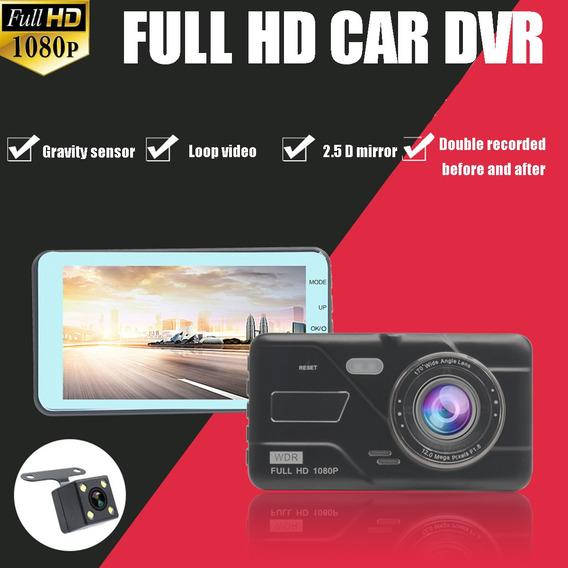4 170 Câmera De Lente Dupla Gravador De Vídeo Night Vision D