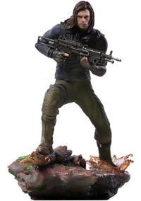 Winter Soldier 1/10 - Soldado Invernal - Iron Studios Iw